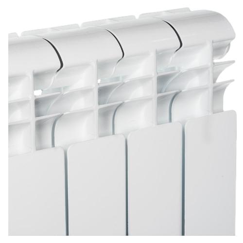 Алюминиевый радиатор Sira Santa 500 4 секции-720 Вт