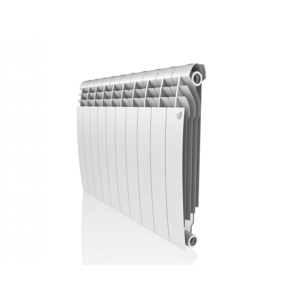 Биметаллический радиатор Royal Thermo Biliner 500/Bianco Traffico - 10 секц.