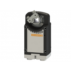 Электропривод с возвр. пружиной Gruner 361C-024-10