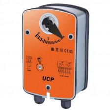 Электропривод с возвратной пружиной UCP UB(24)-08