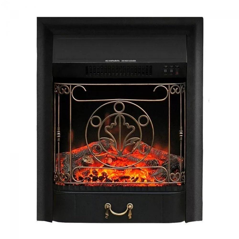 Очаг Royal Flame Majestic FX Brass/Black
