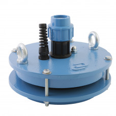 Оголовок скважинный Джилекс ОСП 110-130/32 (пластиковый)