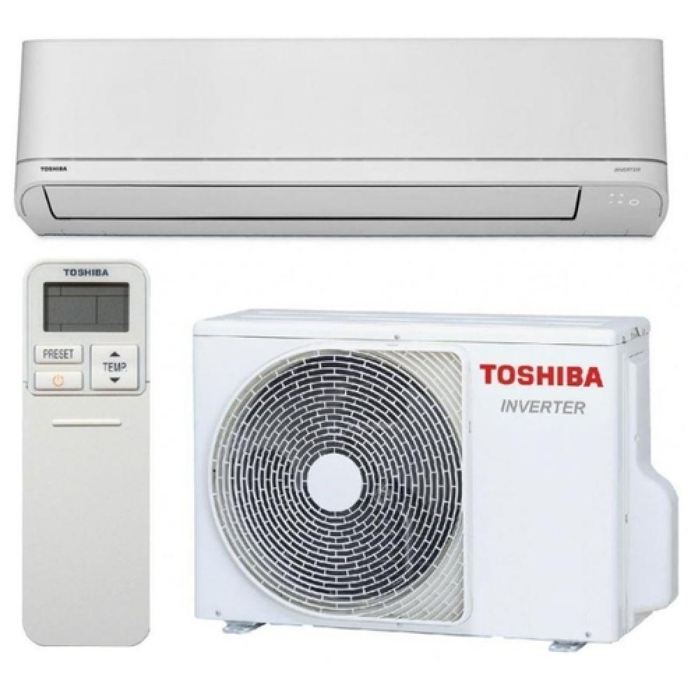 Инверторная сплит-система Toshiba RAS-13PKVSG-E/RAS-13PAVSG-E