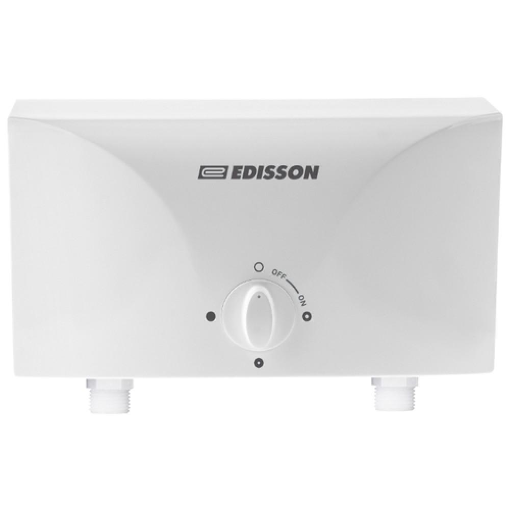 Газовый проточный водонагреватель Edisson Viva 6500