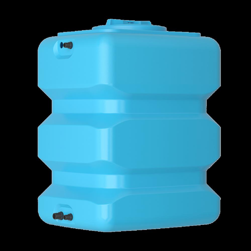 Бак д/воды Акватек ATP-1000 (синий) с поплавком