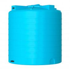 Бак д/воды Акватек ATV 1000 (синий) с поплавком