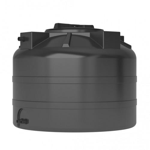 Бак д/воды Акватек ATV-200 (черный) с поплавком