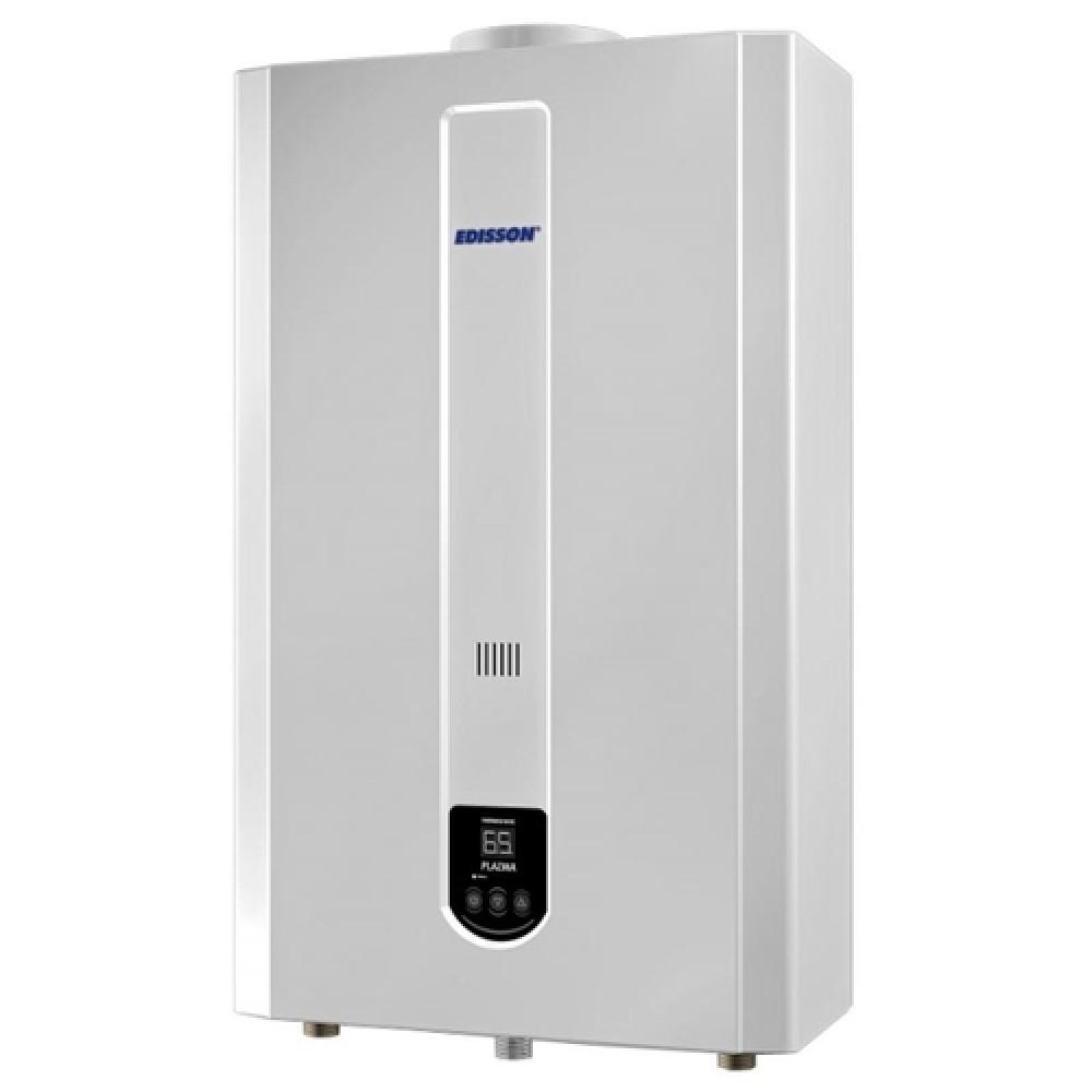 Газовый проточный водонагреватель Edisson P 24 MD