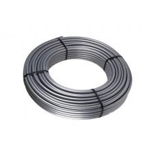 Труба VARMEGA FLEX PE-Xb/EVOH 16x2.2 mm бухта 200 м. (silver)