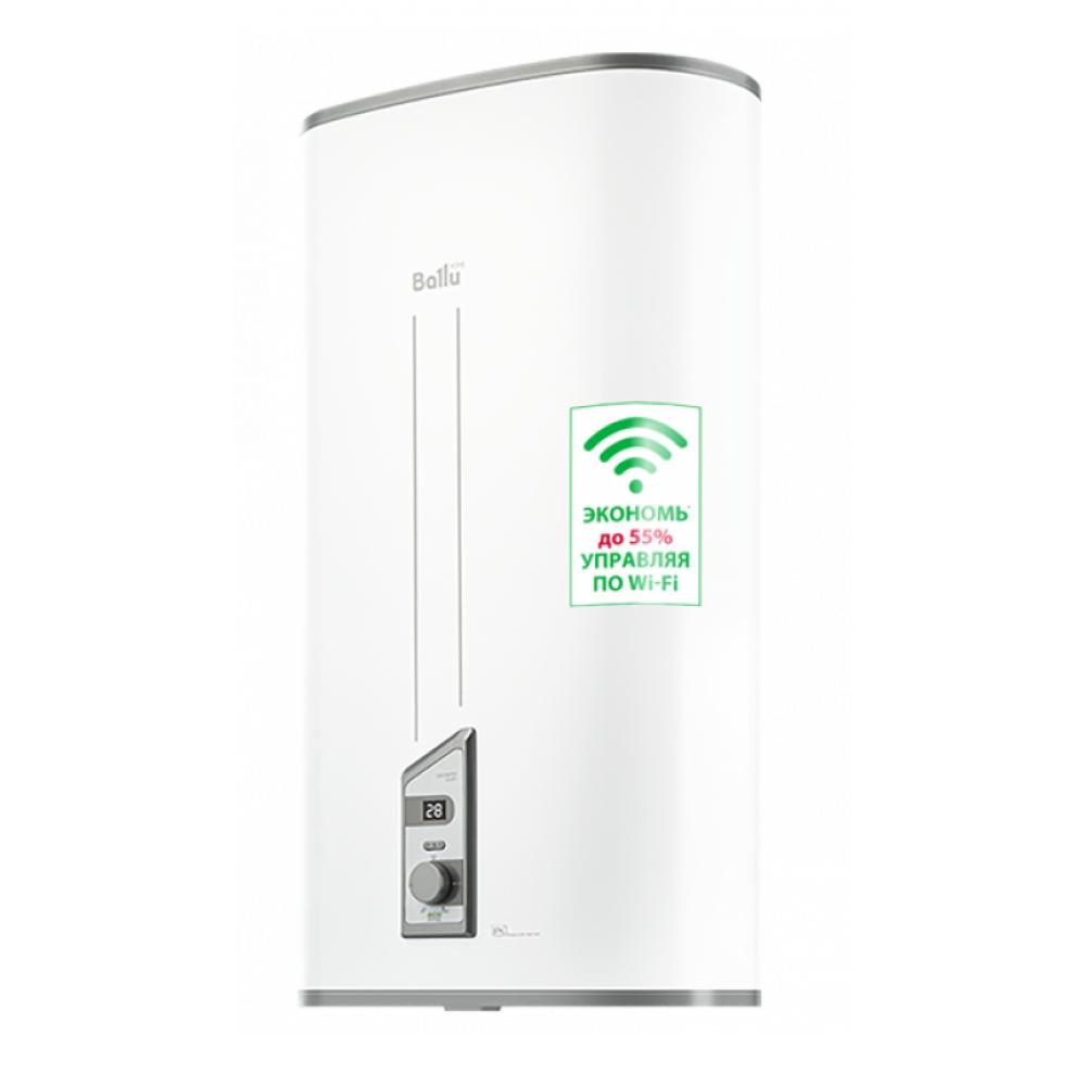 Электрический накопительный водонагреватель Ballu BWH/S 80 Smart WiFi