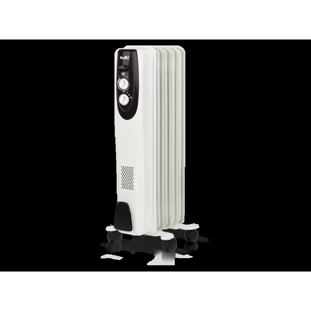Масляный радиатор Ballu Classic BOH/CL-05WRN 1000 (5 секций)