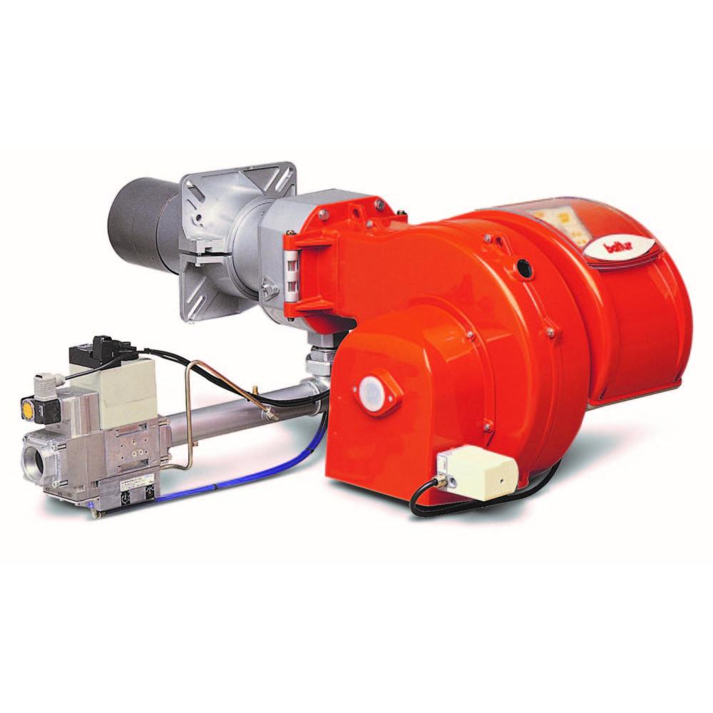 Газовая горелка Baltur Tbg 80 LX PN 50Hz