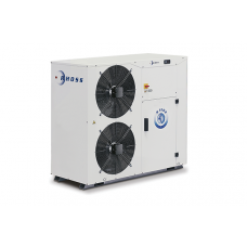 Компрессорно-конденсаторный блок Rhoss MCAEBY 105 с опцией FI10