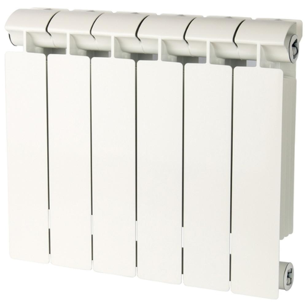Биметаллический радиатор Global-Extra 350/ 6-секций