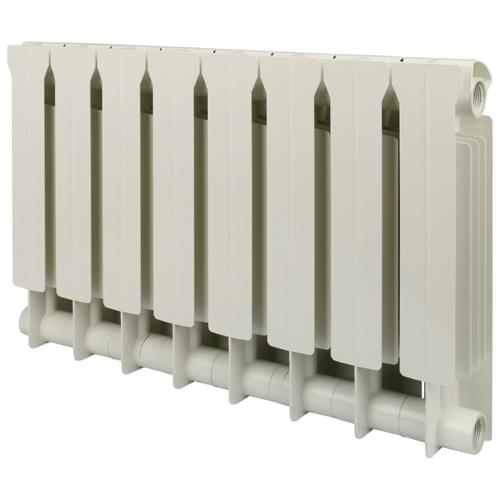 Биметаллический радиатор Global-Extra 350/ 8-секций
