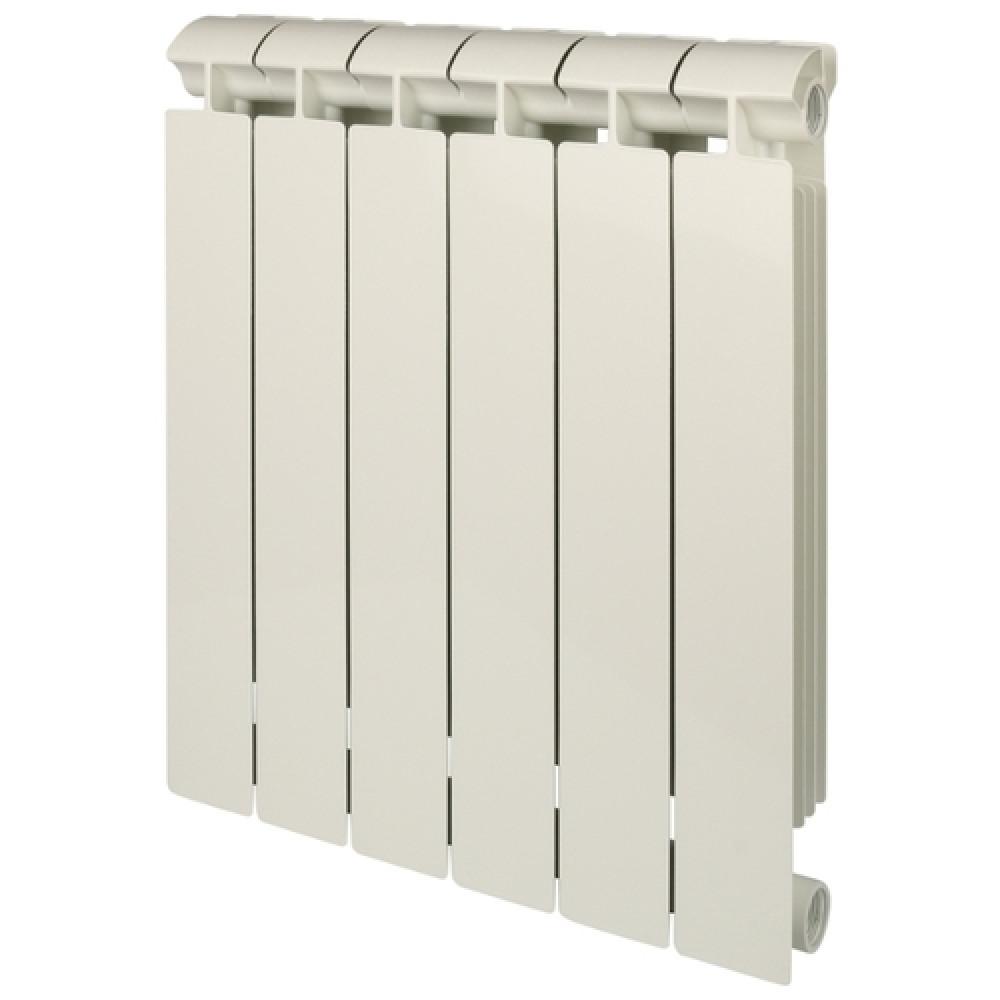 Биметаллический радиатор Global-Extra 500/ 6-секций