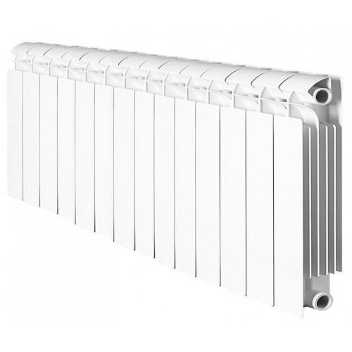 Биметаллический радиатор Global-Extra 500/12-секций