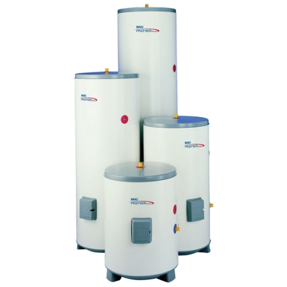 Косвенный водонагреватель Baxi Premier Plus 150