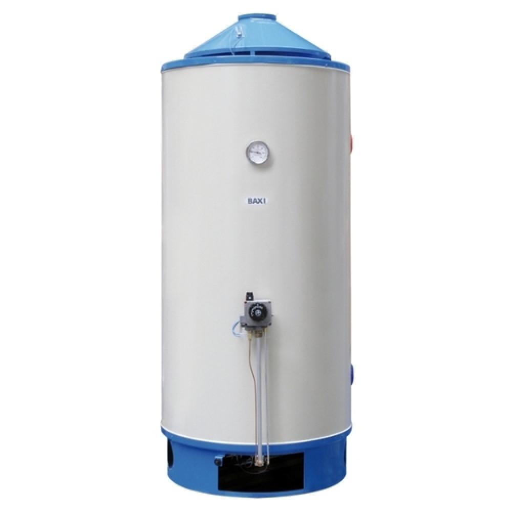 Газовый накопительный водонагреватель Baxi SAG-3 50