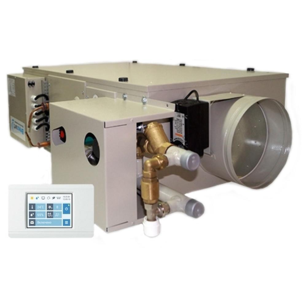 Приточная вентиляционная установка Breezart 1000 Aqua F