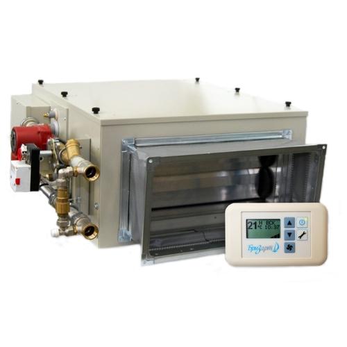 Приточная вентиляционная установка Breezart 2000 Aqua W