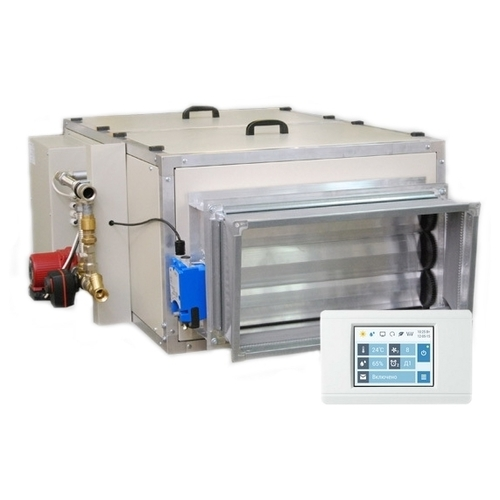 Приточная вентиляционная установка Breezart 2700 Aqua F