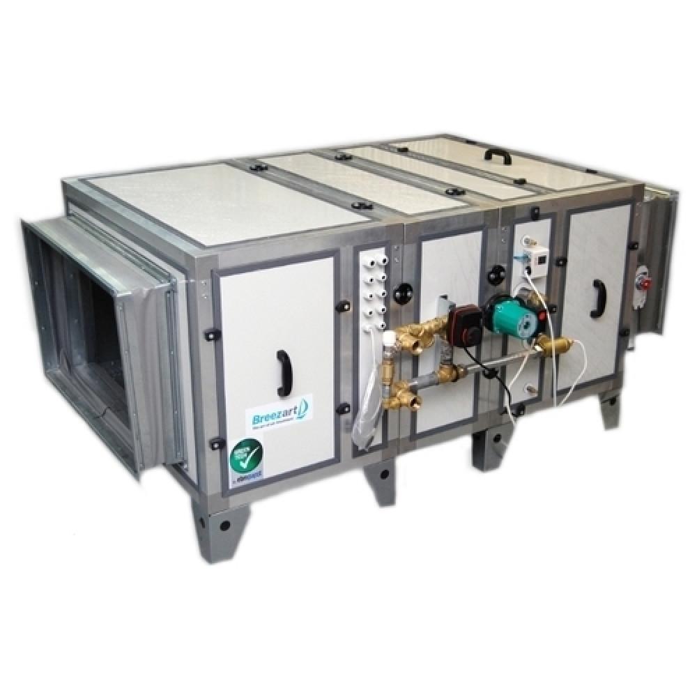 Приточная вентиляционная установка Breezart 4500 Aqua F