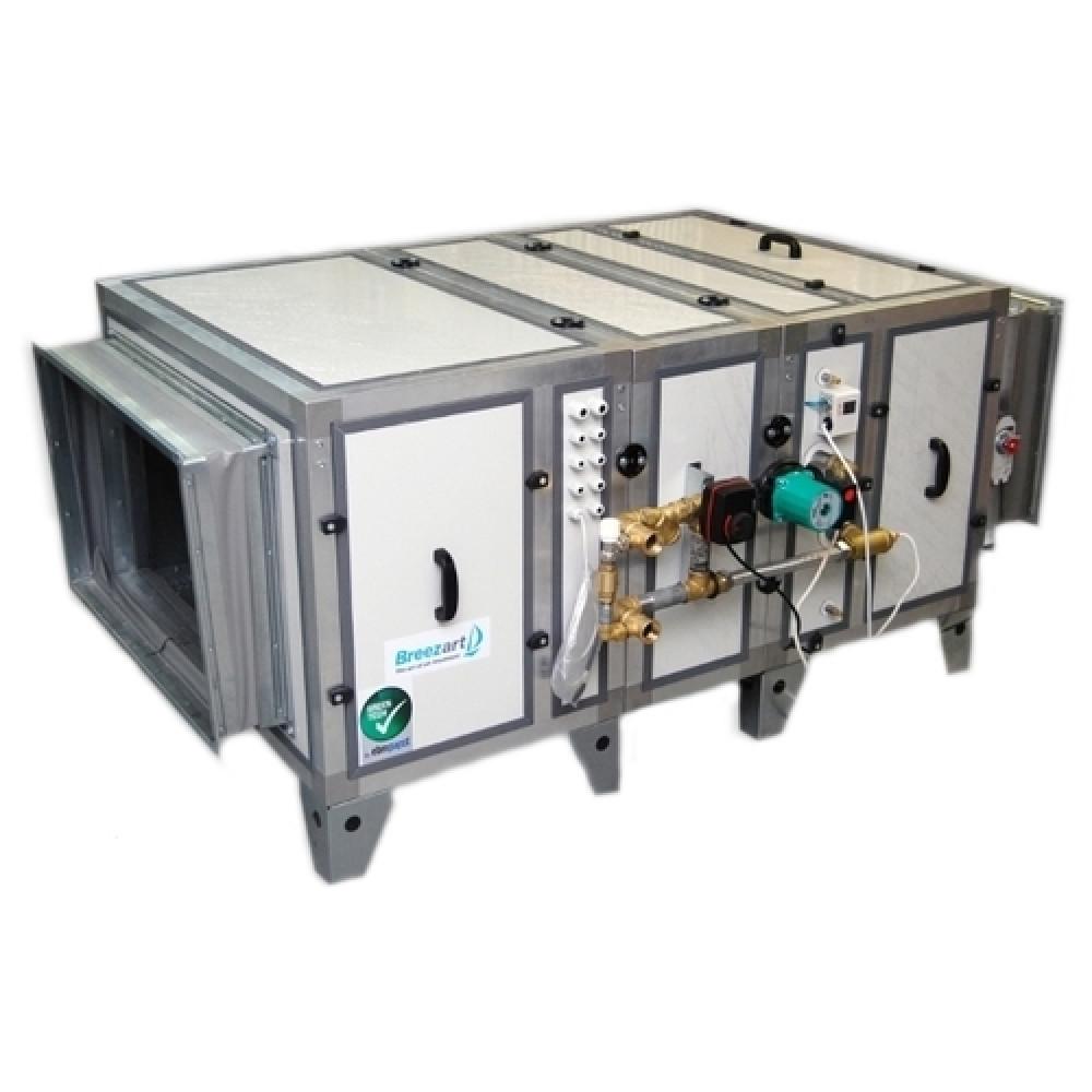 Приточная вентиляционная установка Breezart 6000 Aqua W