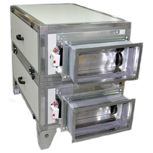 Приточно-вытяжная установка Breezart 3700 Aqua RR