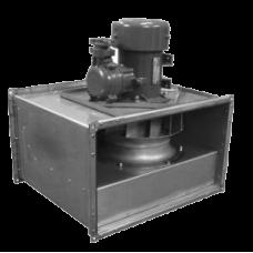 Вентилятор радиальный прямоугольный Airone ВРПН-Н-1,8-ВК-2-3