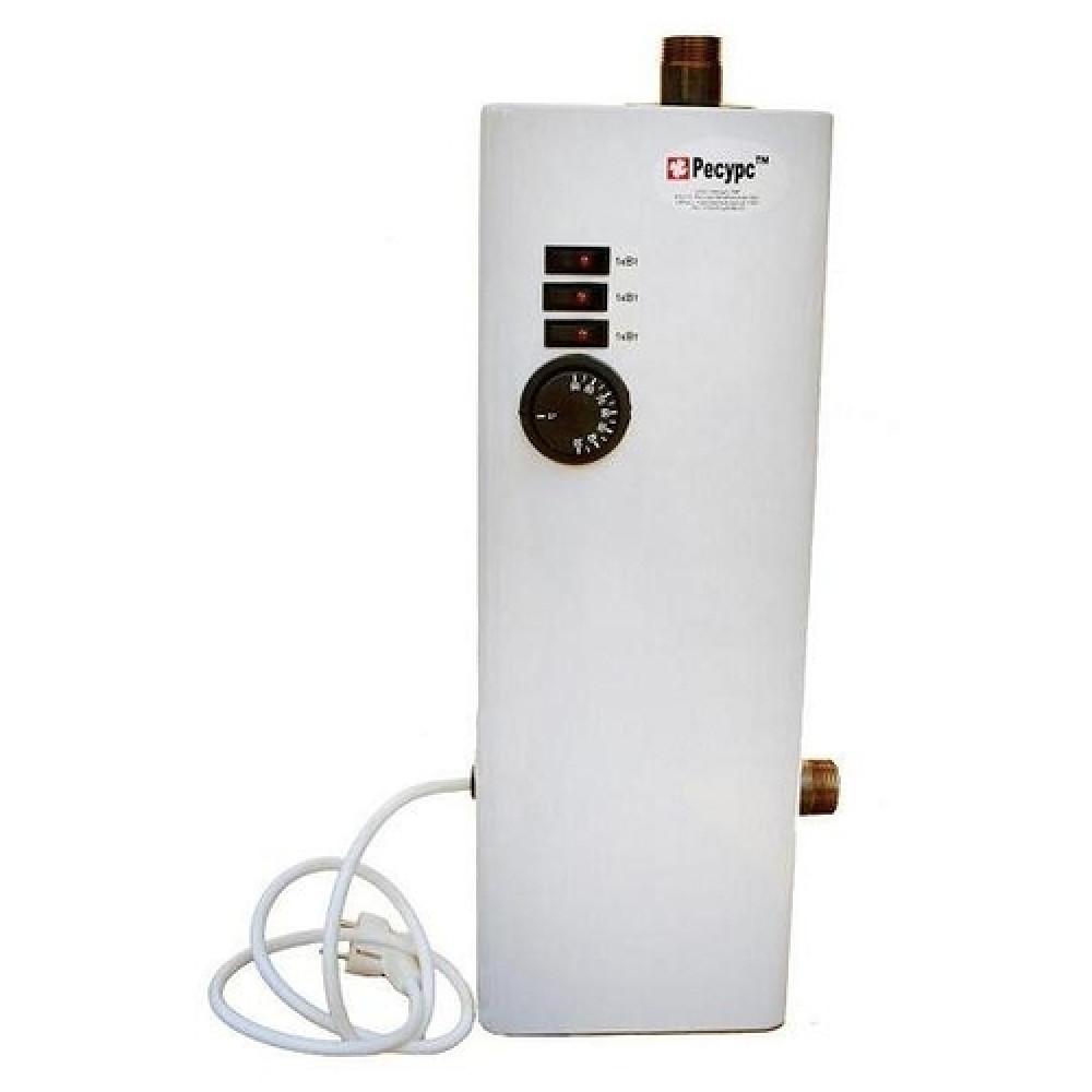 Электрический котел Ресурс ЭВПМ-18 (18кВт,380В) эл.упр.