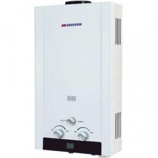 Газовый проточный водонагреватель Edisson H 20 DL (сжиженный газ)
