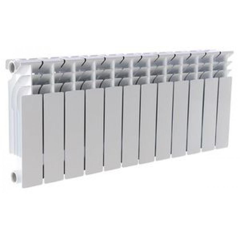 Биметаллический радиатор Garanterm GBM350M/12