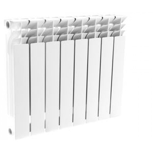Биметаллический радиатор Garanterm GBM500M/08