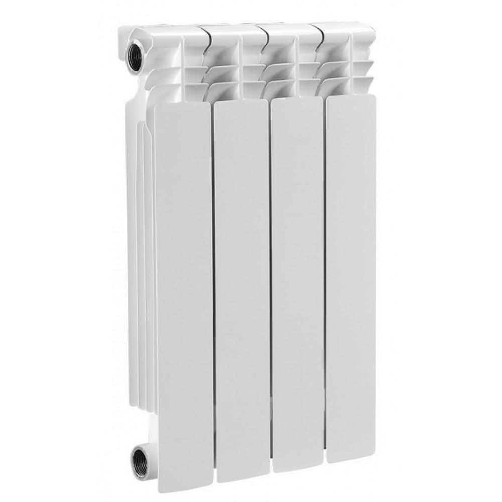 Биметаллический радиатор Heateq HRT500-04