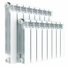 Биметаллический радиатор Rifar Gekon 350/90/ 4-секций