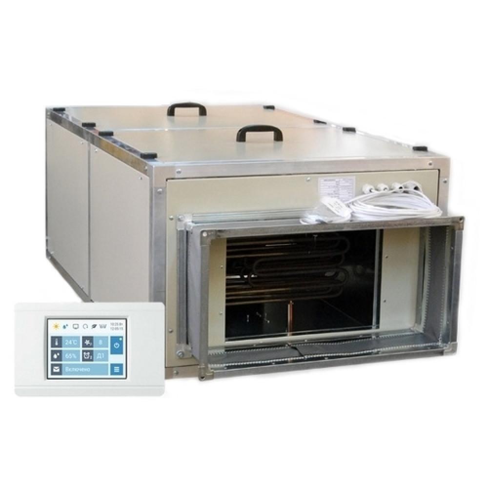 Приточная вентиляционная установка Breezart 6000 Lux W 75 - 380/3
