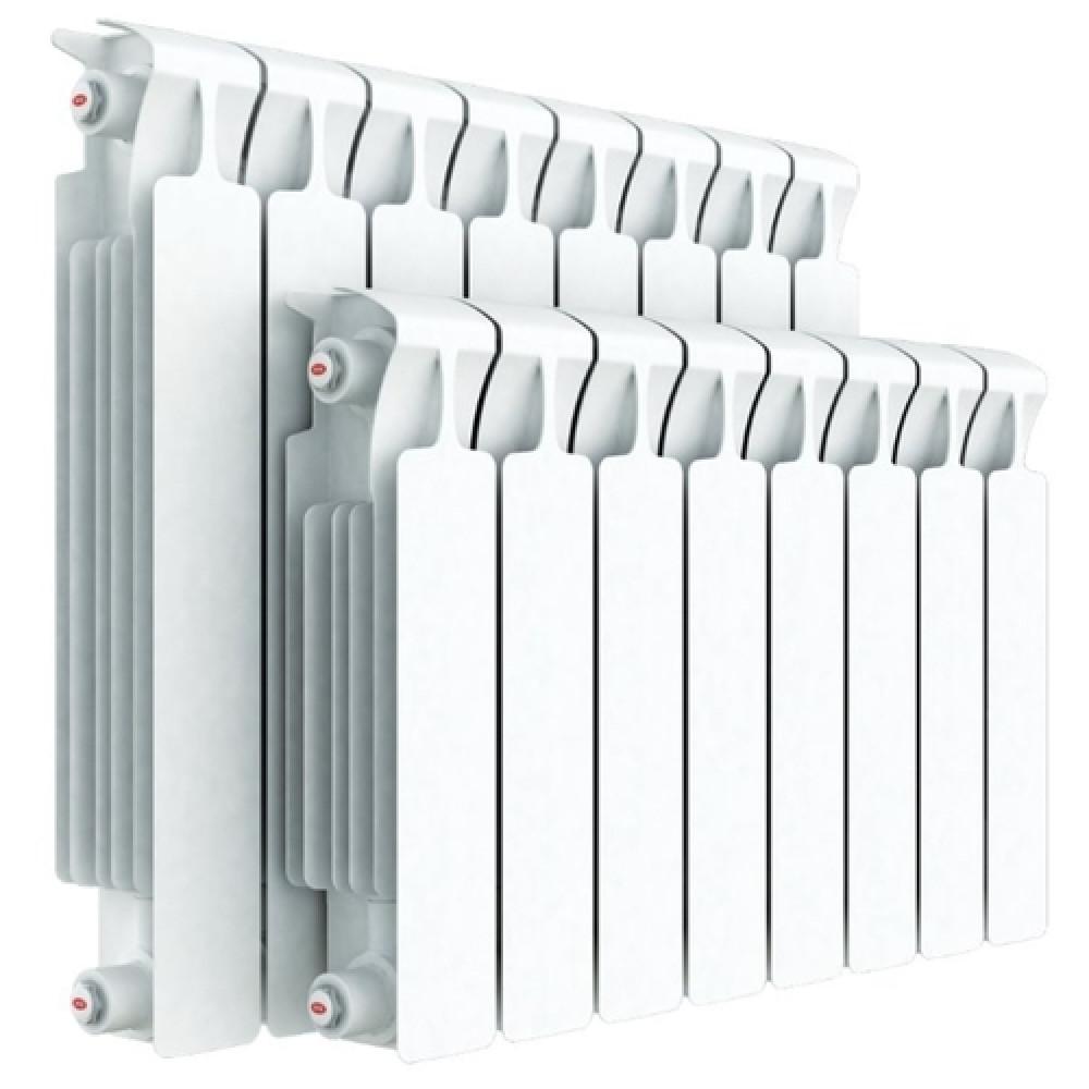 Биметаллический радиатор Rifar Monolit Ventil350/ 6секц