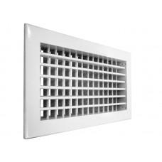 Настенная однорядная решетка Shuft 1 WA 100*100