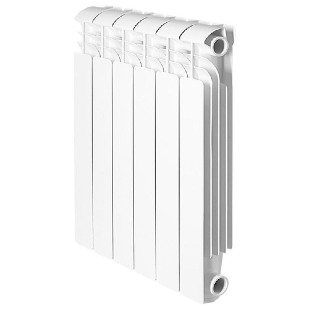 Алюминиевый радиатор Global Iseo 500/80/ 6-секций