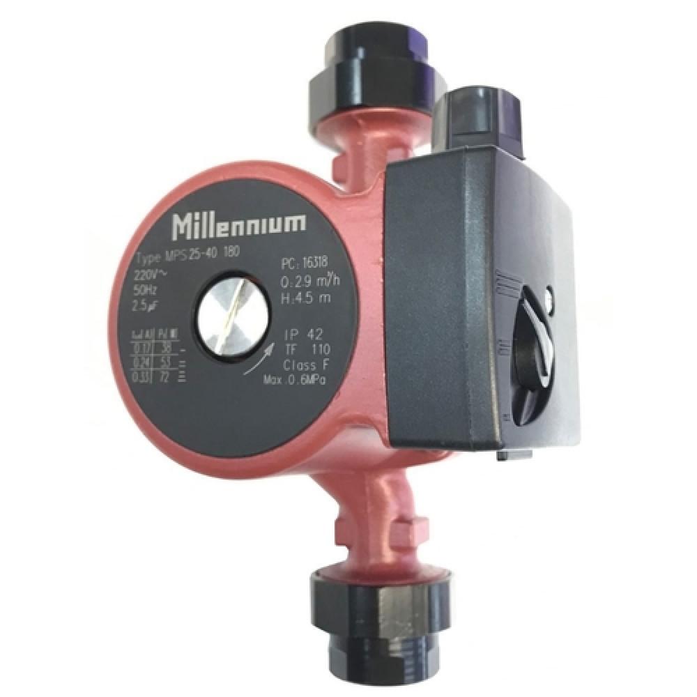 Циркуляционный насос Millennium MPS 25-40