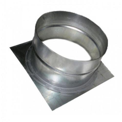 Адаптер (комплект 2шт.) Shuft переход с 300х300 на D=250 мм