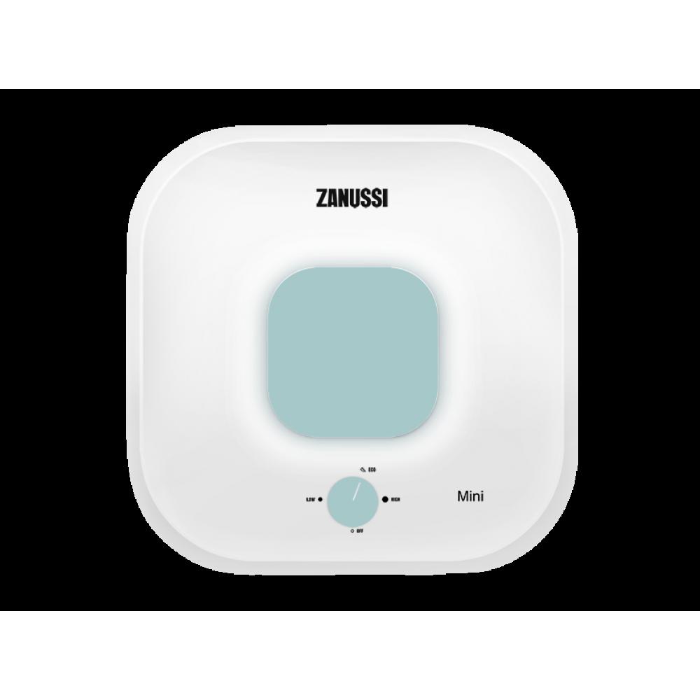 Электрический накопительный водонагреватель Zanussi ZWH/S 15 MINI O (GREEN)