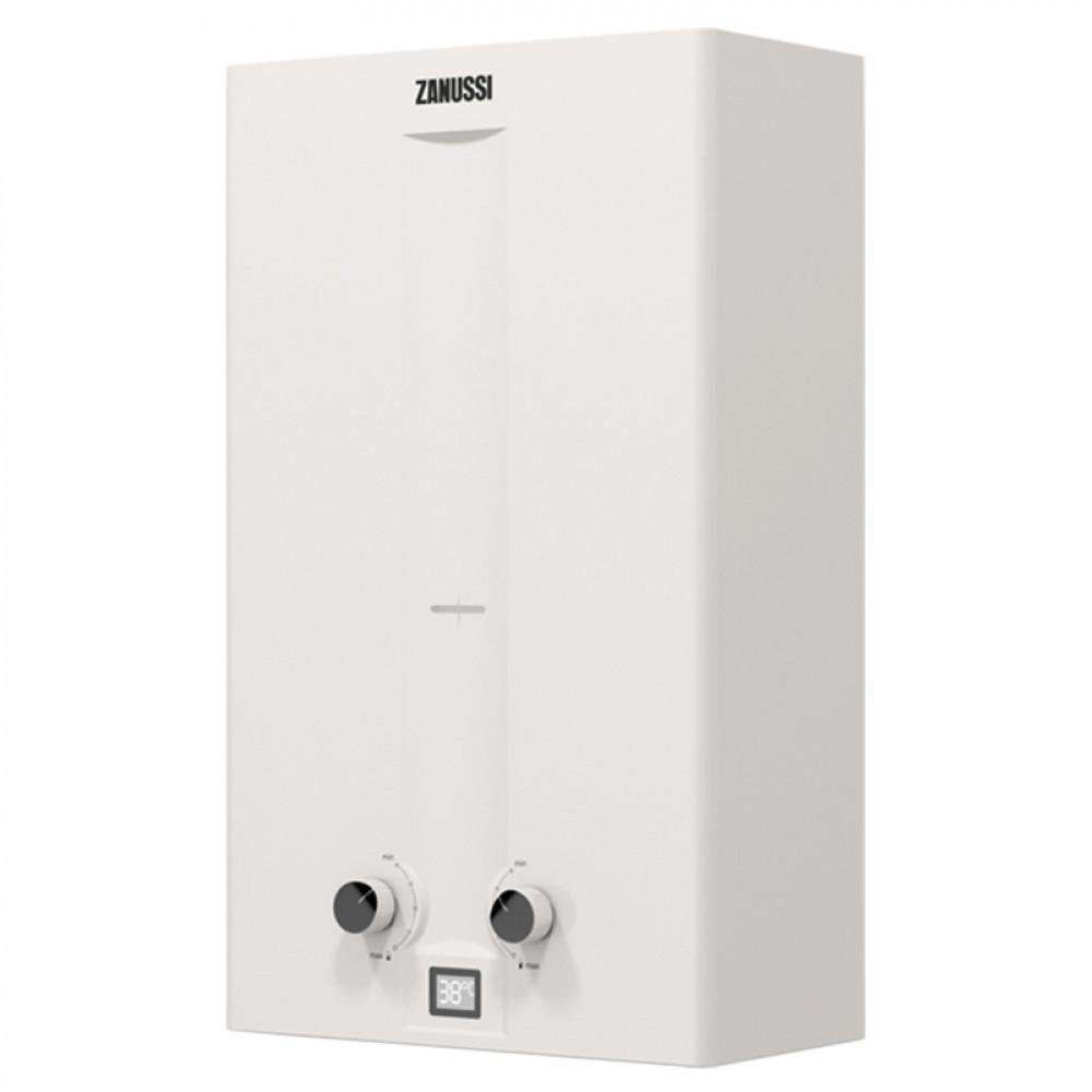 Газовый проточный водонагреватель Zanussi GWH 10 FONTE TURBO