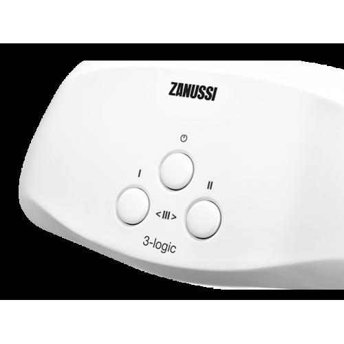 Электрический проточный водонагреватель Zanussi 3-LOGIC 3,5 S (ДУШ)