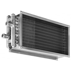 Водяной нагреватель воздуха Zilon ZWS 500x250-2