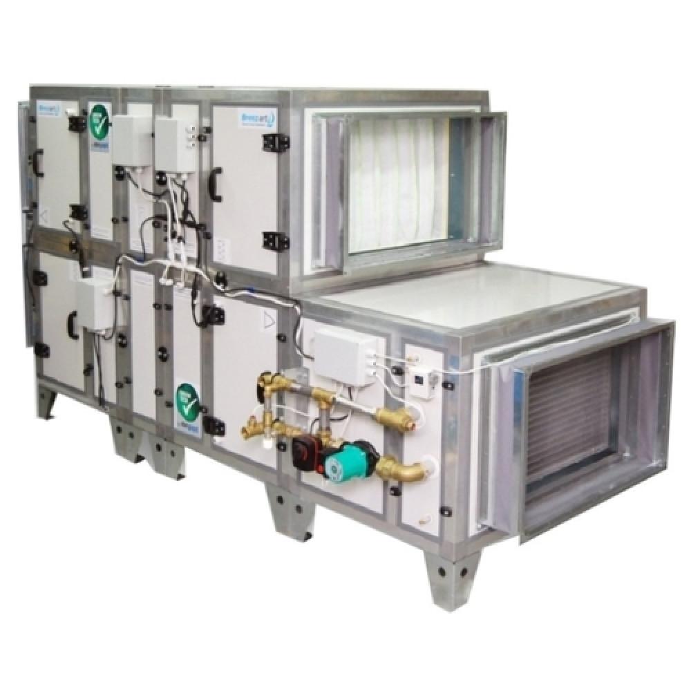 Приточно-вытяжная установка Breezart 12000 Aqua RR F