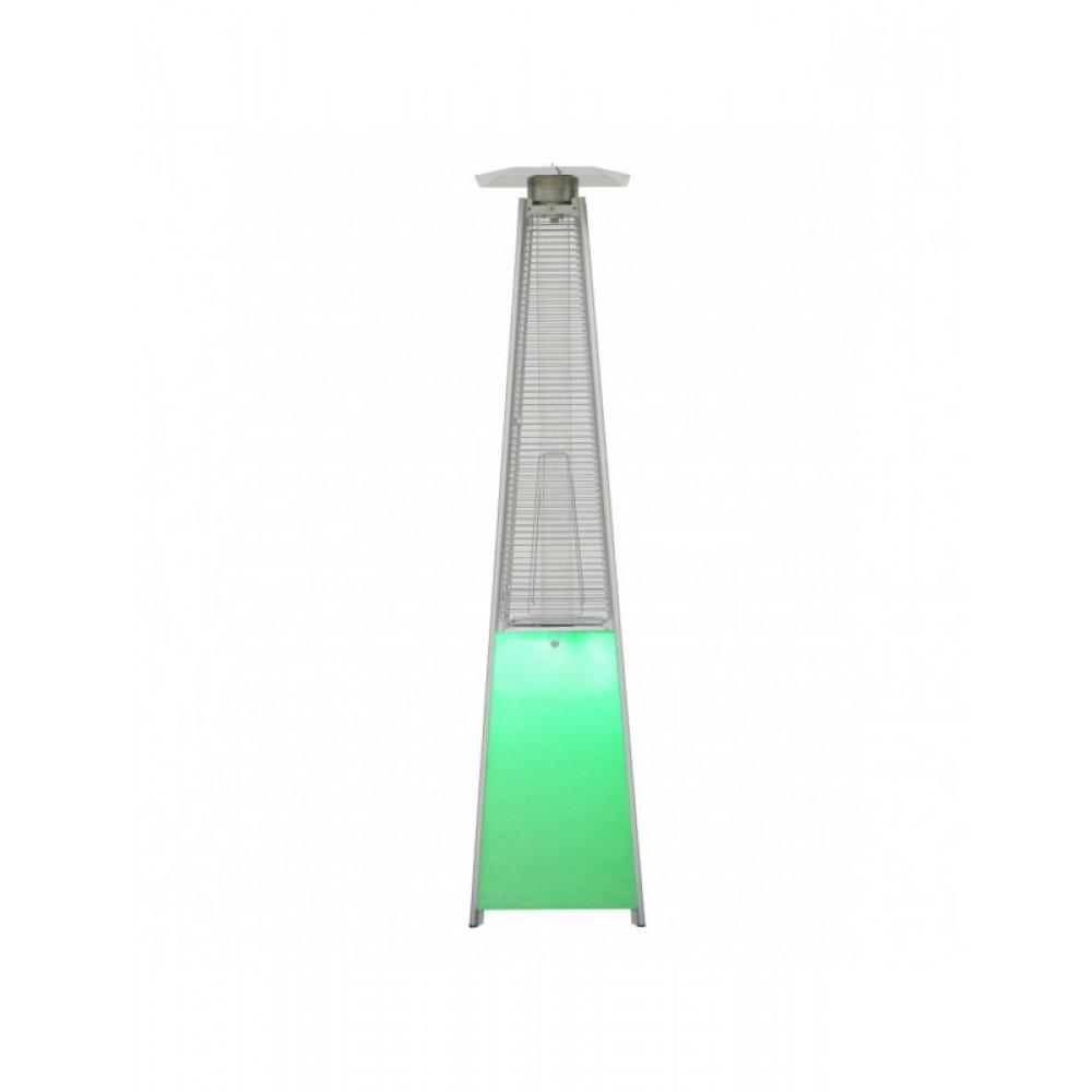 Газовый инфракрасный обогреватель NeoClima 08HW-BL (c LED-подсветкой)