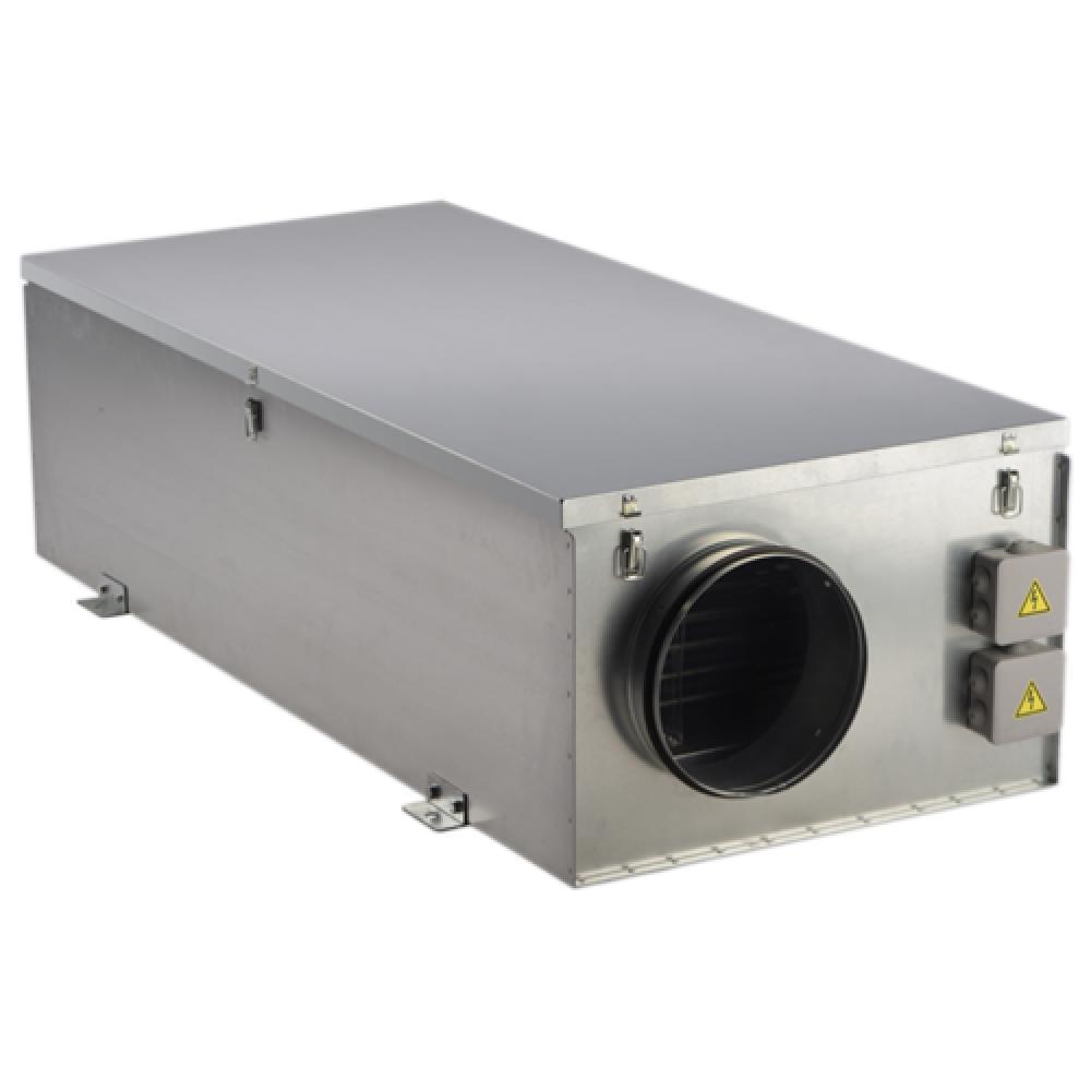 Приточная вентиляционная установка Zilon ZPW 3000/27 L3
