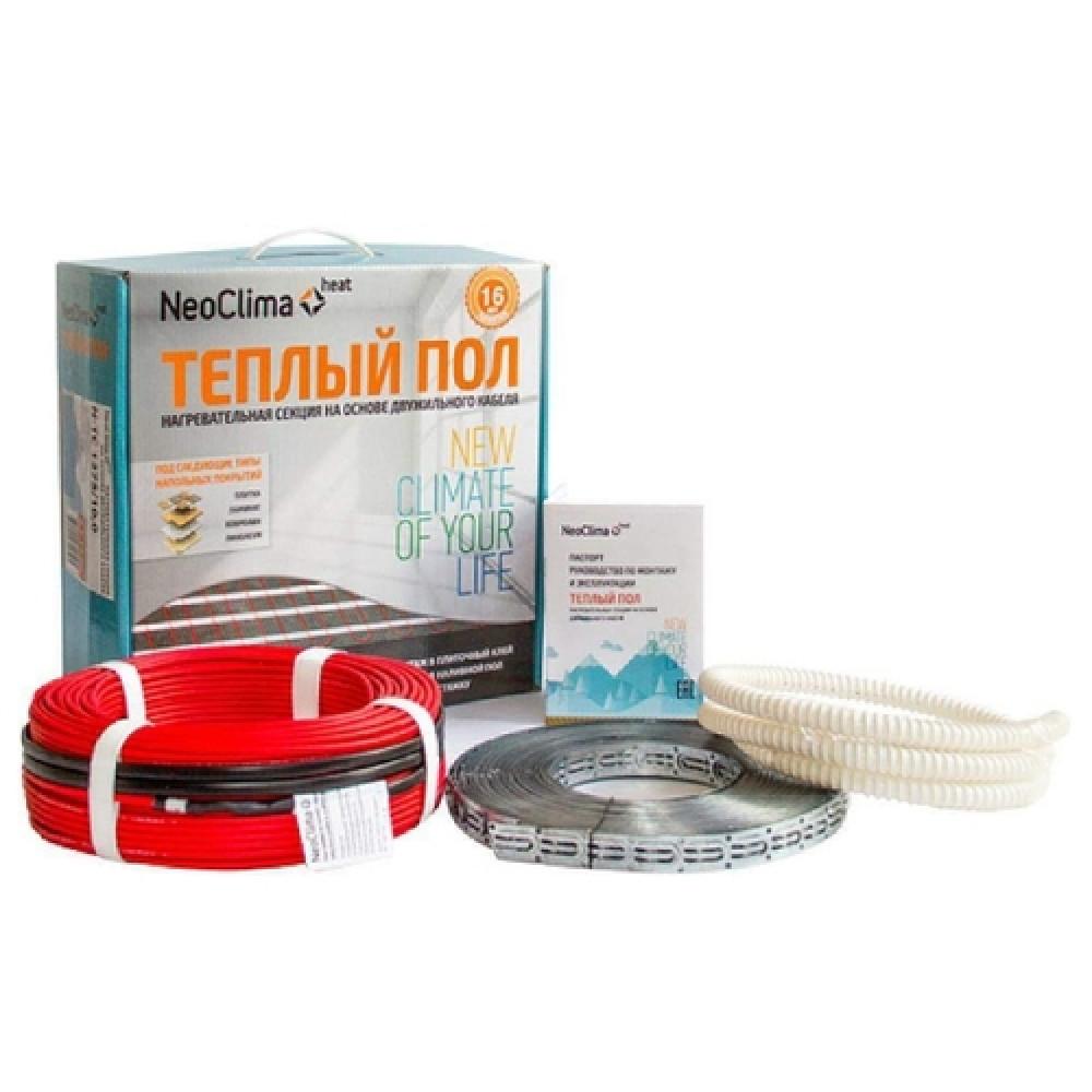 Нагревательный кабель NeoClima N-Tc 780/6.2
